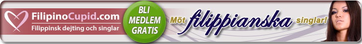 hitta en filippinska tjeje | massor av söta filippinskor | gratis registrering | delvis på svenska